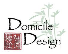 Domicile Design Logo